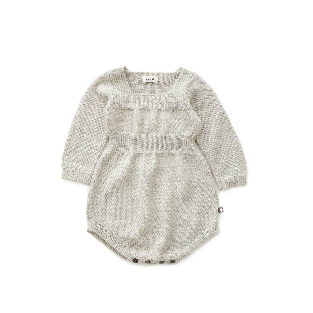 OEUF Knit Romper