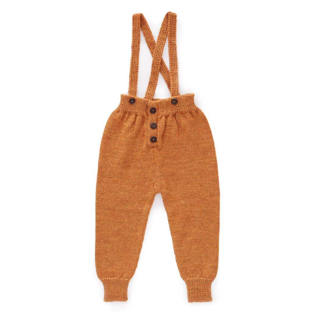 OEUF Suspender Pants