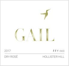 "Gail Rosé ""Hollister Hill"" 2017 - 750ml"