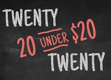 TWENTY UNDER $20
