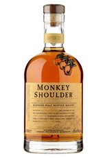 Monkey Shoulder Blended Scotch Whiskey 750ml