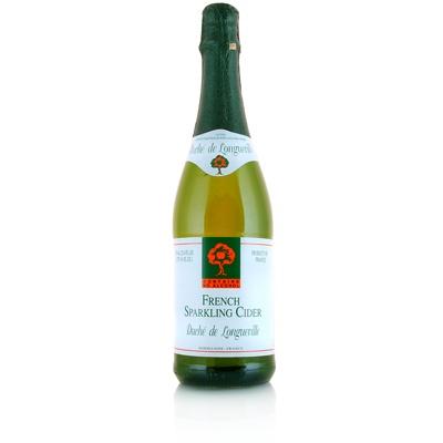 Duche de Longueville Sparkling Cider 750ml