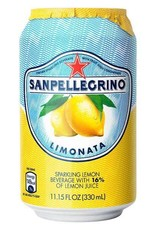 San Pellegrino Limonata Can 12oz