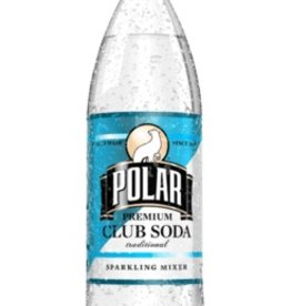 Polar Club Soda - 1.0L