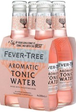"Fever Tree ""Aromatic"" Tonic Water 4pk - 6.8oz"