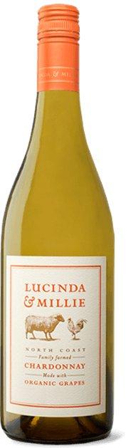 Lucinda & Millie Chardonnay 2016 - 750ml