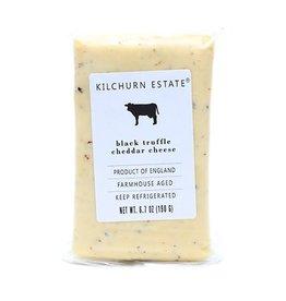 Kilchurn Estate Black Truffle Cheddar Cheese 6.7 oz