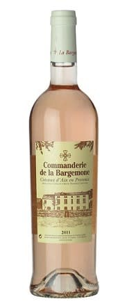 Commanderie de la Bargemone Rose 750ml