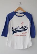 NWF18 Baseball Tee - Ladies