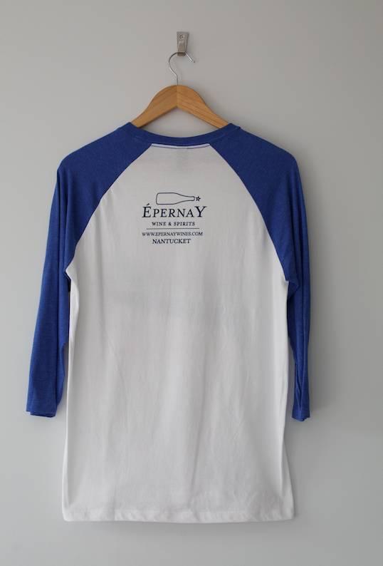 Epernay Baseball Tee Men's