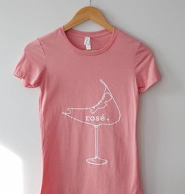 Epernay rose. (pink) Tee Shirt - Women's