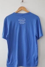 Epernay wine. (blue) Tee Shirt - Men's