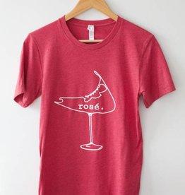 Epernay rose. (pink) Tee Shirt - Men's