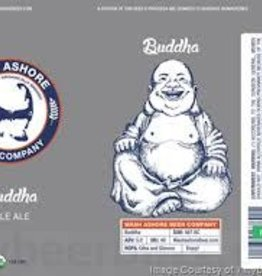 Wash Ashore Beer Co. Buddha Pale Ale Cans 4pk - 16oz