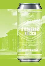 Big Alice Brewing Lemongrass Kolsch Cans 4pk - 16oz