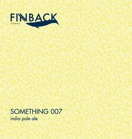 Finback Something 007 Cans 4pk - 16oz
