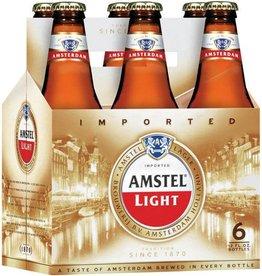 Amstel Light Bottles 6pk - 12oz