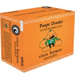 Cisco Brewers Pumple Drumkin Cans 12pk - 12oz