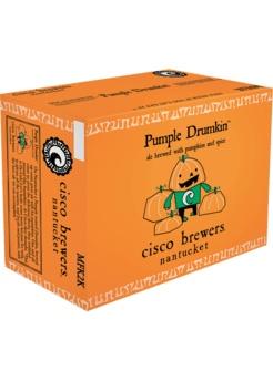 Cisco Brewers Pumple Drumkin Cans 12pk - 12oz