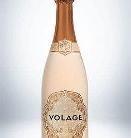 Volage Crémant de Loire Brut Sauvage Rosé NV - 750ml