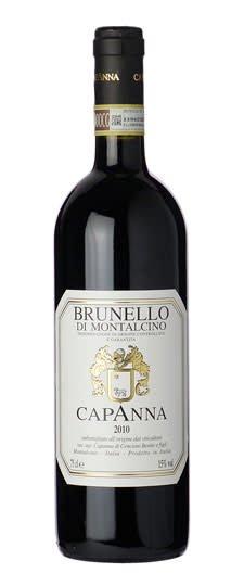 Capanna Brunello di Montalcino 2013 - 750 ml
