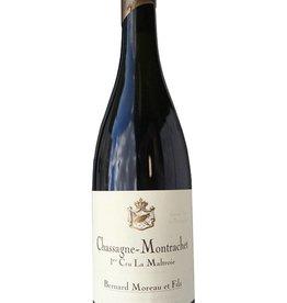 """Bernard Moreau Chassagne-Montrachet """"La Maltroie"""" 1er Cru 2013 - 1.5L"""