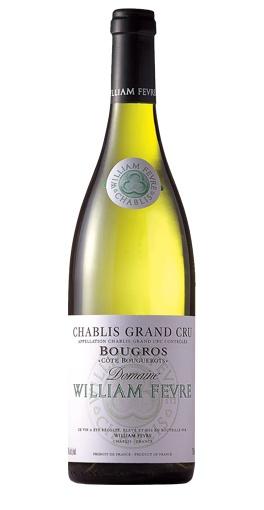 "William Fevre Chablis ""Bougros - Côte Bouguerots"" Grand Cru 2013 - 750ml"