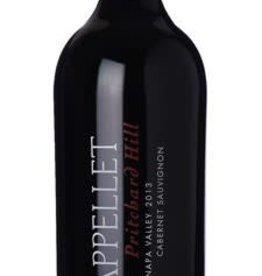 """Chappellet Cabernet Sauvignon """"Pritchard Hill"""" 2015 - 750ml"""
