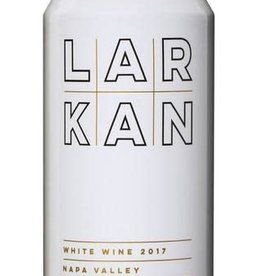 "Larkin ""LAR KAN"" White Can - 375ml"