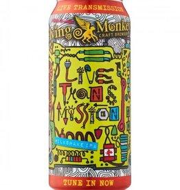 "Flying Monkey Brewery ""Live Transmission"" Milkshake IPA Cans 4pk - 16oz"