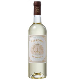 Cap Royal Bordeaux Blanc 2018 - 750ml