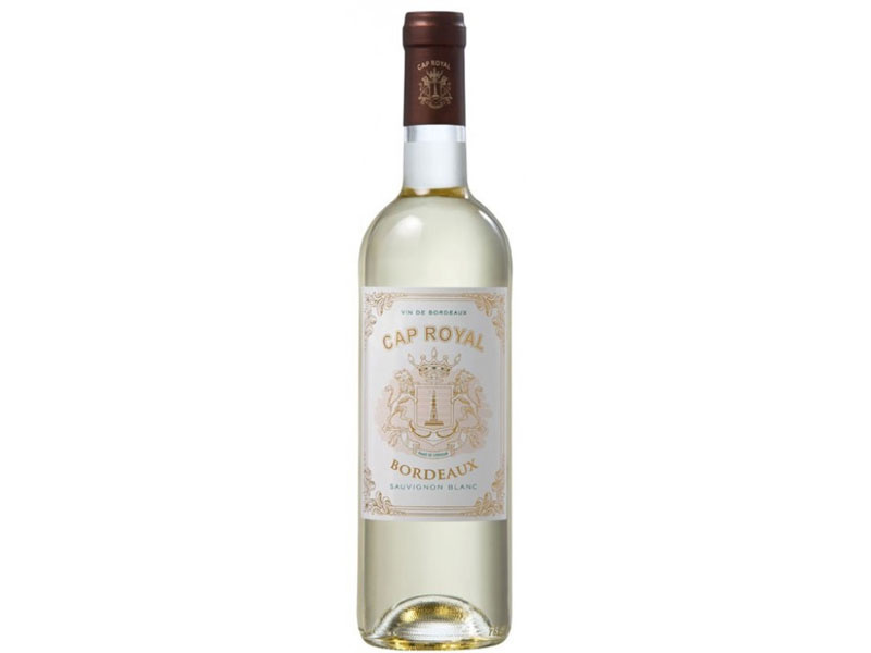 Cap Royal Bordeaux Blanc 2018 - 750ml