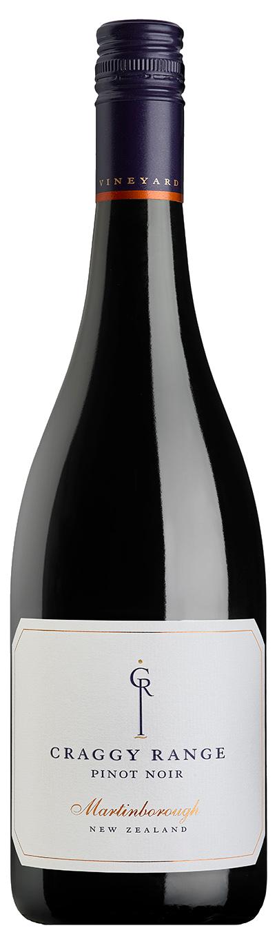 "Craggy Range Pinot Noir ""Te Muna Road"" 2015 - 750ml"