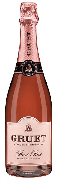 Gruet Brut Sparkling Rosé NV - 750ml