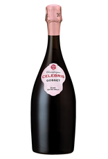 "Gosset Extra Brut Rosé ""Celebris"" 2007 - 750ml"