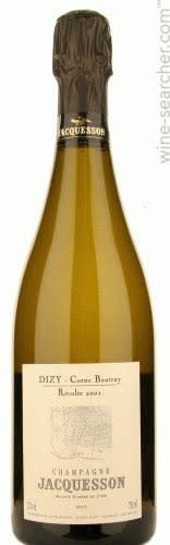 """Jacquesson Extra Brut """"Corne Bautray"""" 2004 - 750ml"""