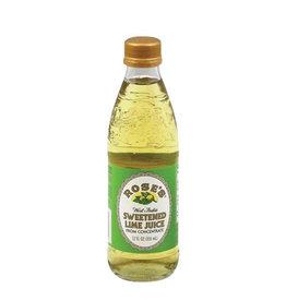 Rose's Sweetened Lime Juice 12 oz