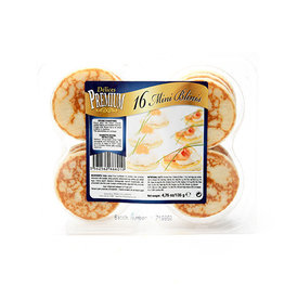French Mini Blinis - 16 pk