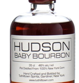 "Hudson Whiskey ""Baby Bourbon"" 750ml"
