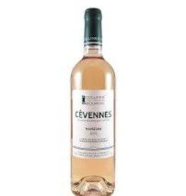 """Les Collines du Bourdic """"Cévennes Marselan"""" Rosé 2018 - 750ml"""