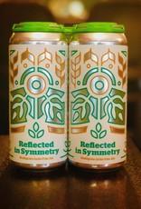 "Burlington Beer Company ""Reflected in Symmetry"" Multigrain IPA Cans 4pk - 16oz"