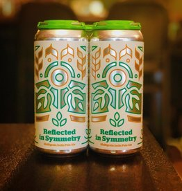 "Burlington Beer Company ""Reflected in Symmetry"" Multigrain IPA Cans 4pk - 16oz"
