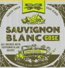 "Two Roads ""Sauvignon Blanc Gose"" Cans 4pk - 16oz"