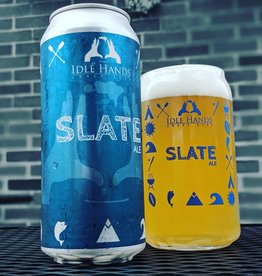 "Idle Hands ""Slate"" Pale Ale Cans 6pk - 16oz"