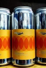 "Finback ""Orange Crush"" IIPA Cans 4pk - 16oz"