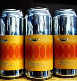 "Finback ""Orange Crush"" IIPA Cans 4pk - 16oz"