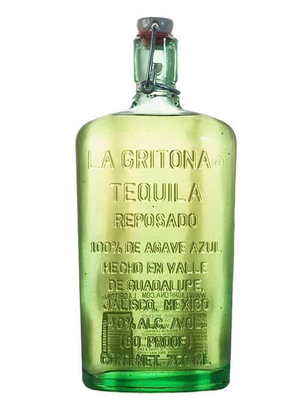 La Gritona Tequila Reposado 750ml