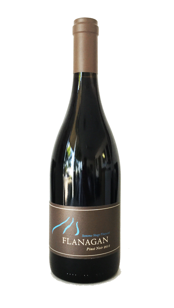 Flanagan Pinot Noir Sonoma Coast 2015 - 750ml