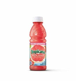 Tropicana Ruby Red Grapefruit Juice 10 oz