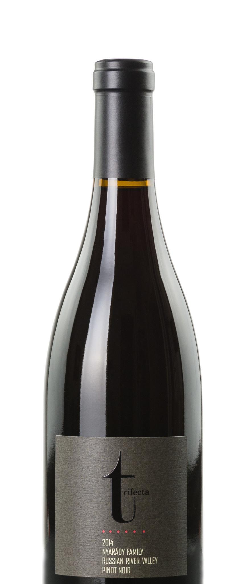 Trifecta Pinot Noir Russian River Valley 2014 - 750ml